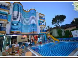 Yade Luxe Hotel, готель у Мармарісі