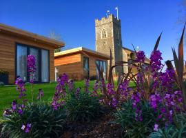 Norfolk Garden Rooms, hotel in Burgh Saint Margaret