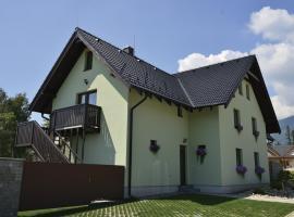 Apartmán Lomničák, hotel near Lomnicky peak, Vysoké Tatry - Tatranská Lomnica