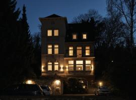 Hotel Burgfeld, hotel near Bergpark Wilhelmshoehe, Kassel