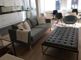 Appartement in hartje Gent, huisdiervriendelijk hotel in Gent