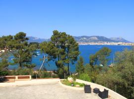 Amadeus Guest House - Chambres d'Hôtes, hotel near Naval Base Toulon, La Seyne-sur-Mer