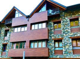Apartament Valls d'Aneu, hotel in Esterri d'Àneu