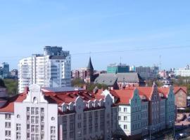 Lomse, hotel near Fishing Village, Kaliningrad