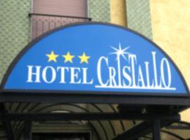 Hotel Cristallo, hotel a Novara