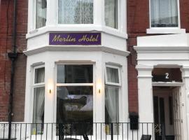 The Merlin Hotel, hotel in Blackpool