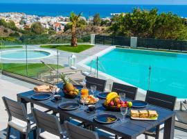 Orama Villa, accessible hotel in Hersonissos