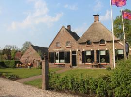 B&B De Meidoornhof, hotel in Ruinen