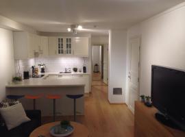 Cozy basement apartment near central Oslo, apartment in Oslo