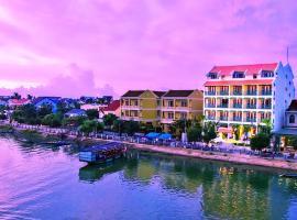 Lantana Riverside Hoi An Hotel – hotel w Hoi An
