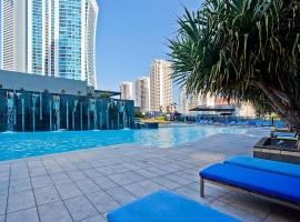 Circle on Cavill, Apartments and Sub Penthouses - We Accommodate, apartment in Gold Coast
