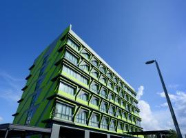 56 Hotel, hôtel à Kuching