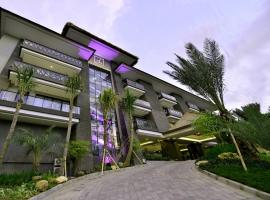 Amaroossa Suite, отель в Нуса-Дуа