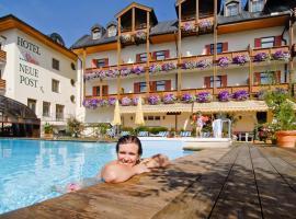Hotel Neue Post, hotel v destinaci Zell am See