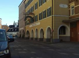 Hotel-Gasthof Flötzinger Bräu, отель в Розенхайме