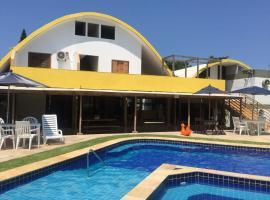 Pousada Solarium-UNIDADE 2 - HOTEL BOUTIQUE, hotel in Guarujá