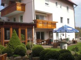 Pension Haus am Heubach, guest house in Bad Staffelstein