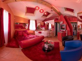 Loveroom, apartment in Interlaken