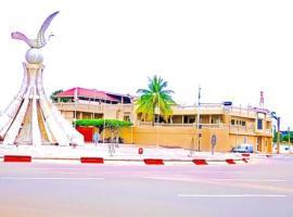 Hôtel Saint Thomas, hotel in Lomé
