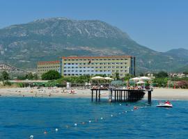 Kırbıyık Resort Hotel - Alanya, hotel dicht bij: Luchthaven Gazipasa - GZP, Kargicak
