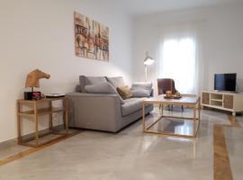 REGINA apartment, hotel que admite mascotas en Sevilla