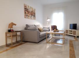 REGINA apartment, pet-friendly hotel in Seville