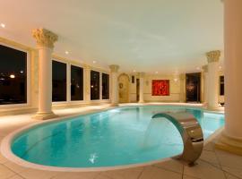 Hôtel Du Parc & Spa et Wellness, hôtel à Niederbronn-les-Bains