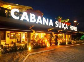 Hotel Cabana Suiça, hotel em Guaratuba