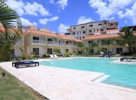 Residencial Las Estrellas, villa in Boca Chica