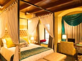 Costana 702 Hotel Boutique, hotel in Arequipa