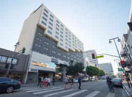 Miyako Hotel Los Angeles, hotel in Los Angeles