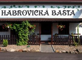 Penzion Habrovická Bašta, hotel v destinaci Ústí nad Labem