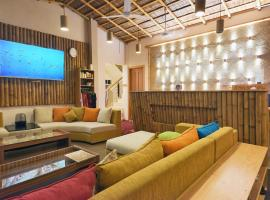 Ocean Retreat and Spa, guest house in Guraidhoo