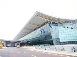 One Meter Sunshine Hotel Xian Xianyang Airport Flagship Store, hotel near Xi'an Xianyang International Airport - XIY,