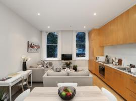 Dzīvoklis StayCentral Merigold on Collins Melburnā