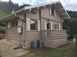 Les Bruyeres, cabin in La Bresse