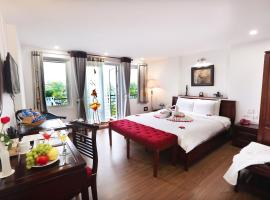 Nova Luxury Hotel, family hotel in Hanoi