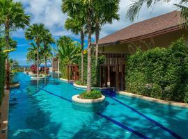 Mandarava Resort and Spa, Karon Beach, family hotel in Karon Beach