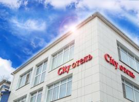City Hotel, hotel in Smolensk
