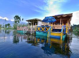 Golden Hopes Group of Houseboats, boat in Srinagar