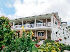 Kundasang Guesthouse, holiday home in Kundasang