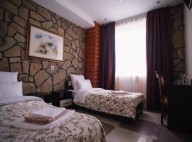 Гостиничный Комплекс Арт-Отель, отель в Иваново