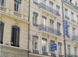 Hotel Elysée, ξενοδοχείο κοντά σε Βασιλική της Παναγίας της Φουρβιέρ, Λυών