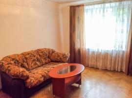 Apartment Uralskaya, hotel near Shchyolkovskaya Metro Station, Moscow