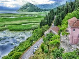 Apartments Lake View, hotel near Lake Skadar, Virpazar