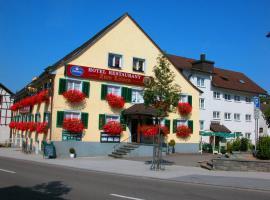 Hotel-Restaurant Zum Loewen, hotel near Rhine Falls, Jestetten