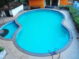 Aster, Pamela Palms, hotel with pools in Anjuna