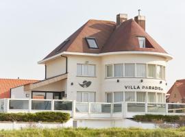Villa Paradis Oostduinkerke, hotel in Oostduinkerke