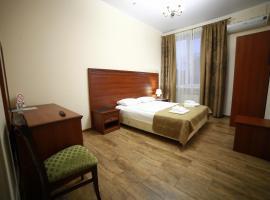 Hotel Kruiz, hotel near Krasnodar International Airport - KRR,