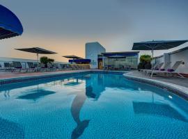 J5 RIMAL Hotel Apartments, hotel near Al Rigga Metro Station, Dubai